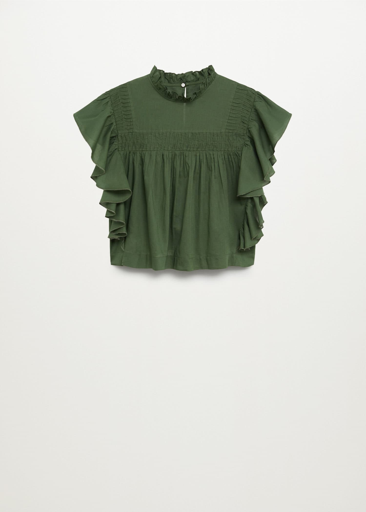 T skjorter og topper for Damer 2019   Mango Norge