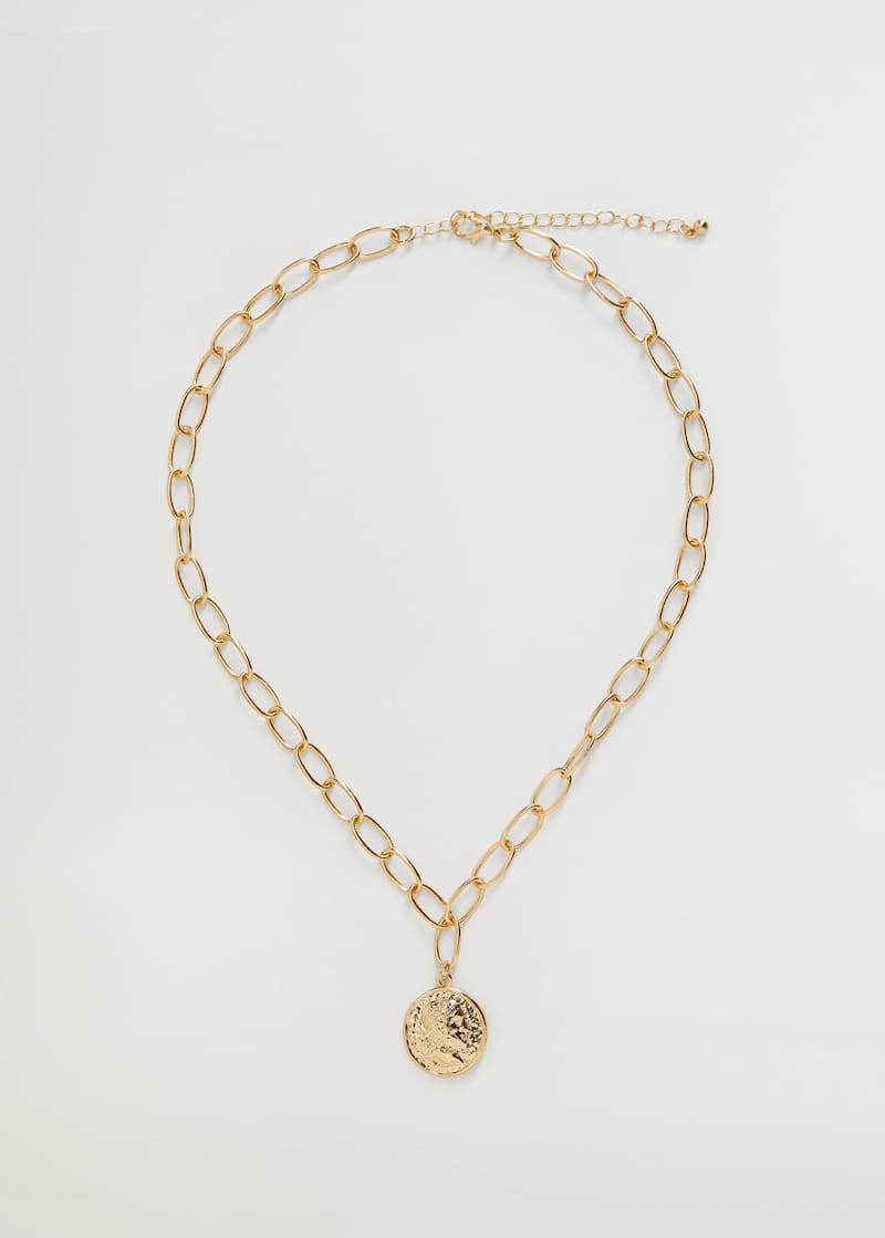 Coin pendant necklace - Article without model
