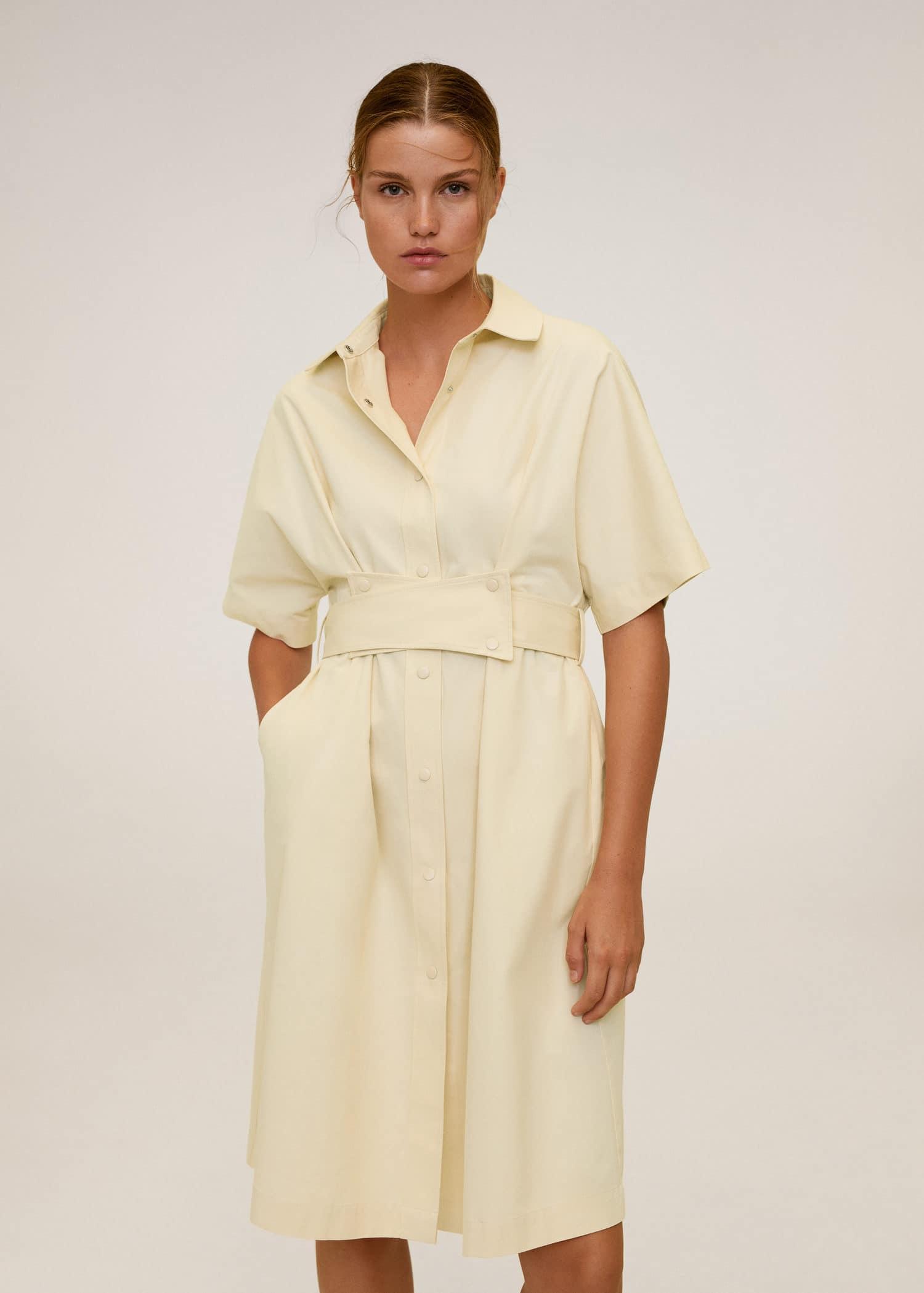 Klänningar för Damer 2020   Mango Sverige