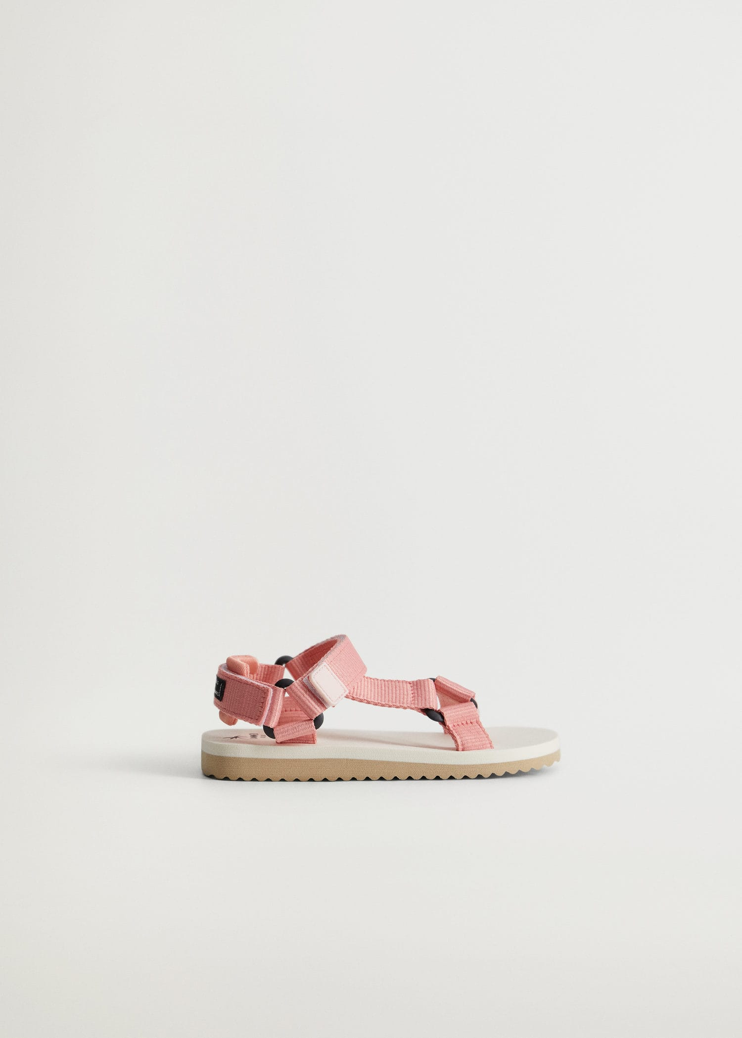 Multiple strap sandals - Girls   Mango