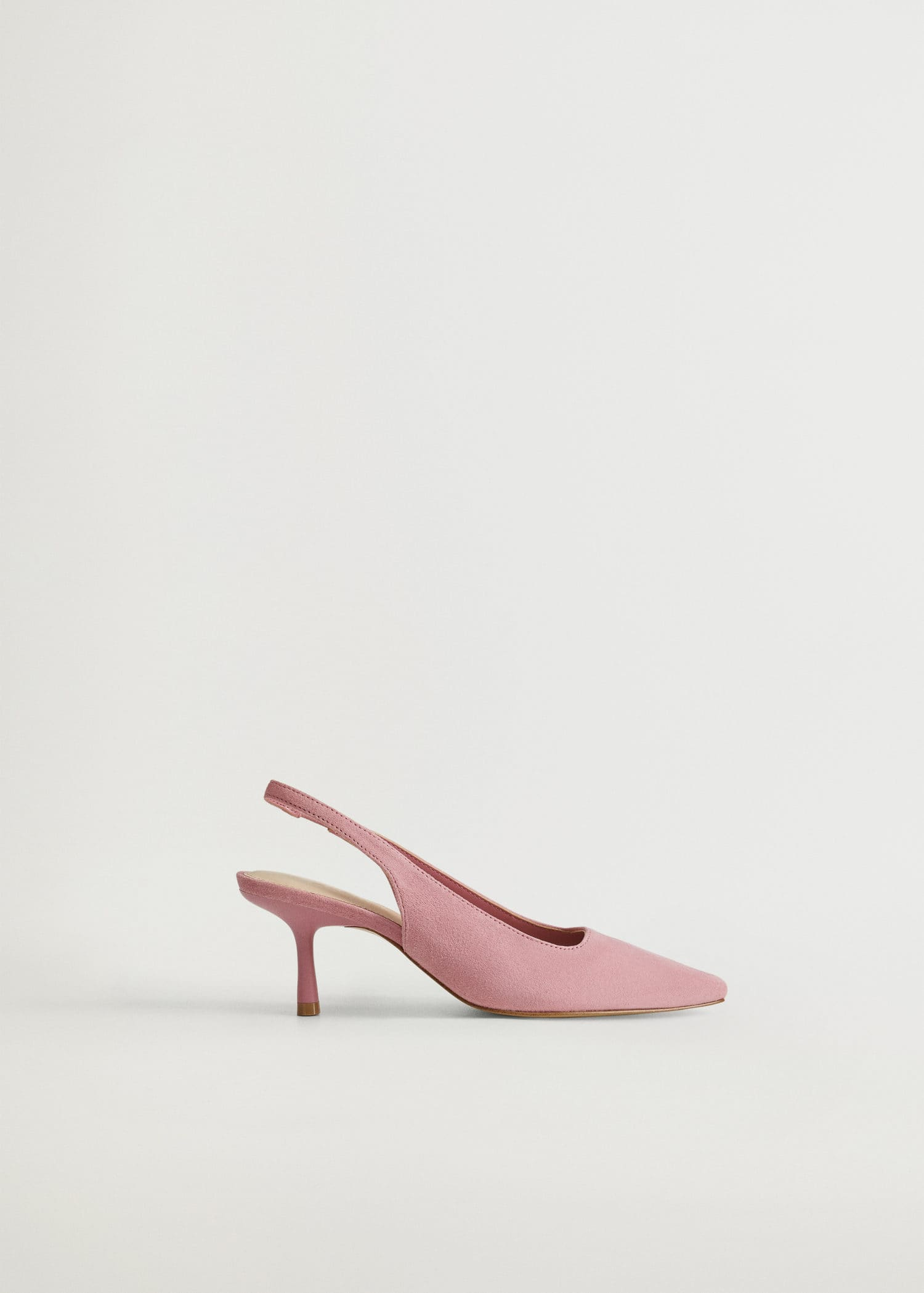 Pointed toe leather shoes - Women