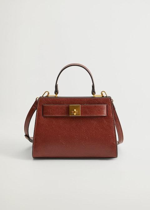 Retro Lock Mini Bag