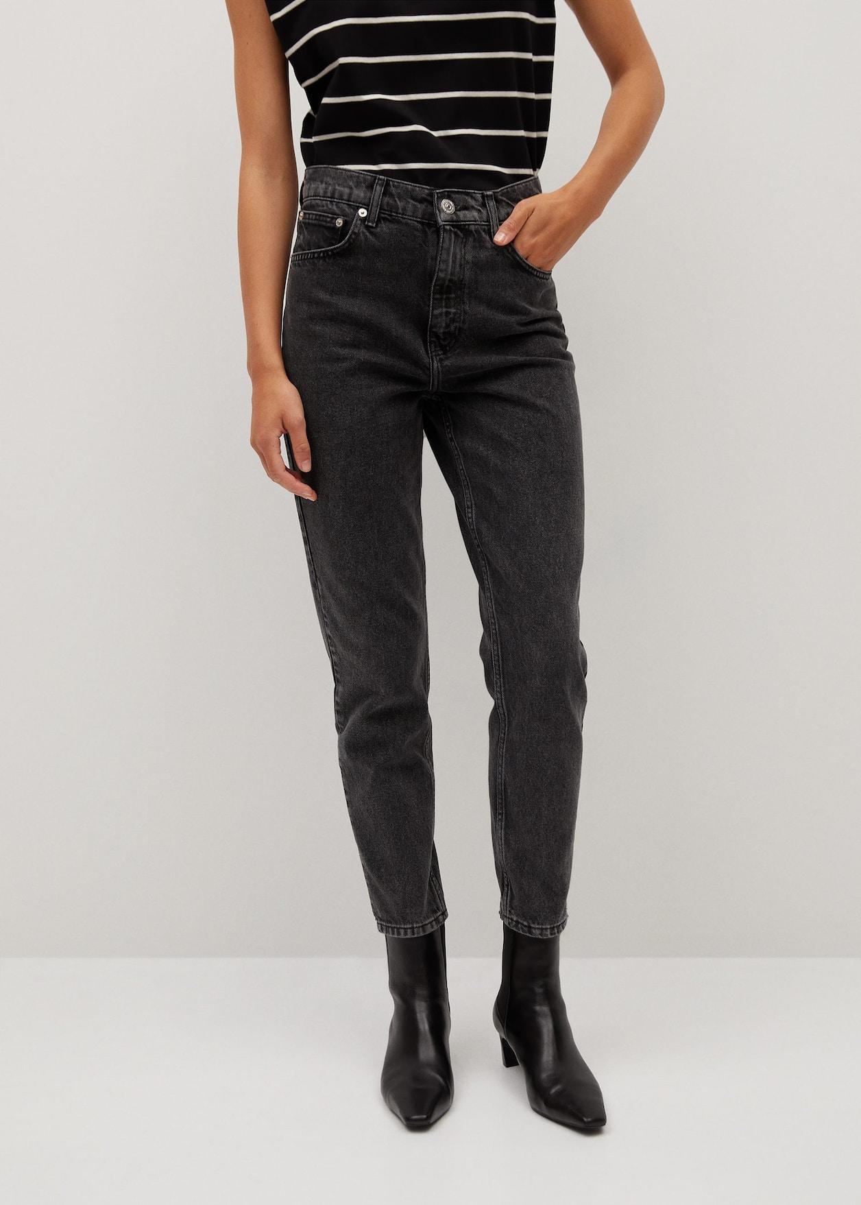 Джинсы | MOM FIT джинсы Mango