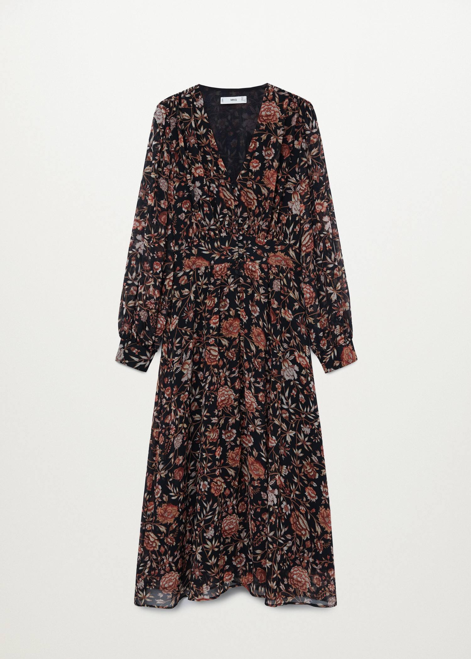 Midi-kleider - Kleider für Damen 14  Mango Deutschland