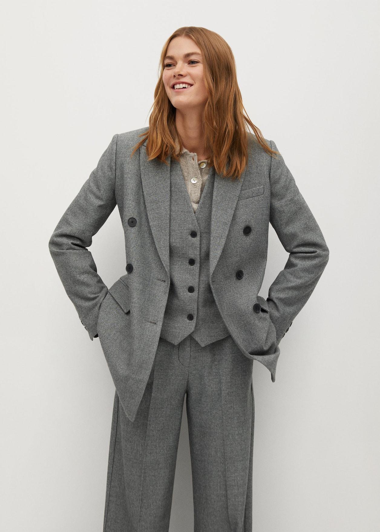 Пиджаки и Костюмы | Костюмный Пиджак Mango