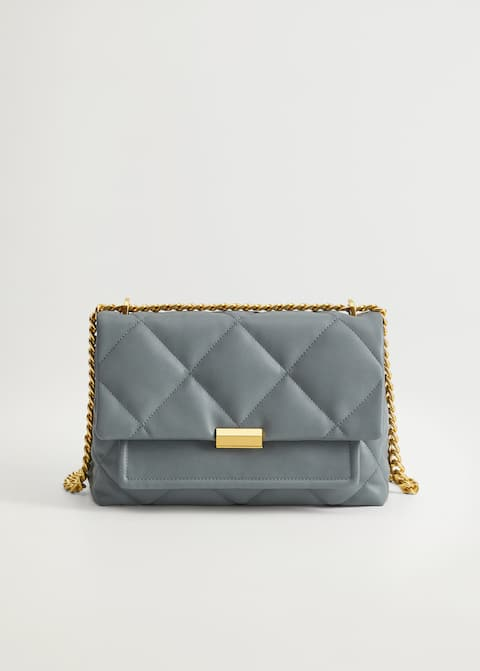 Classic Quilted Chain Bag