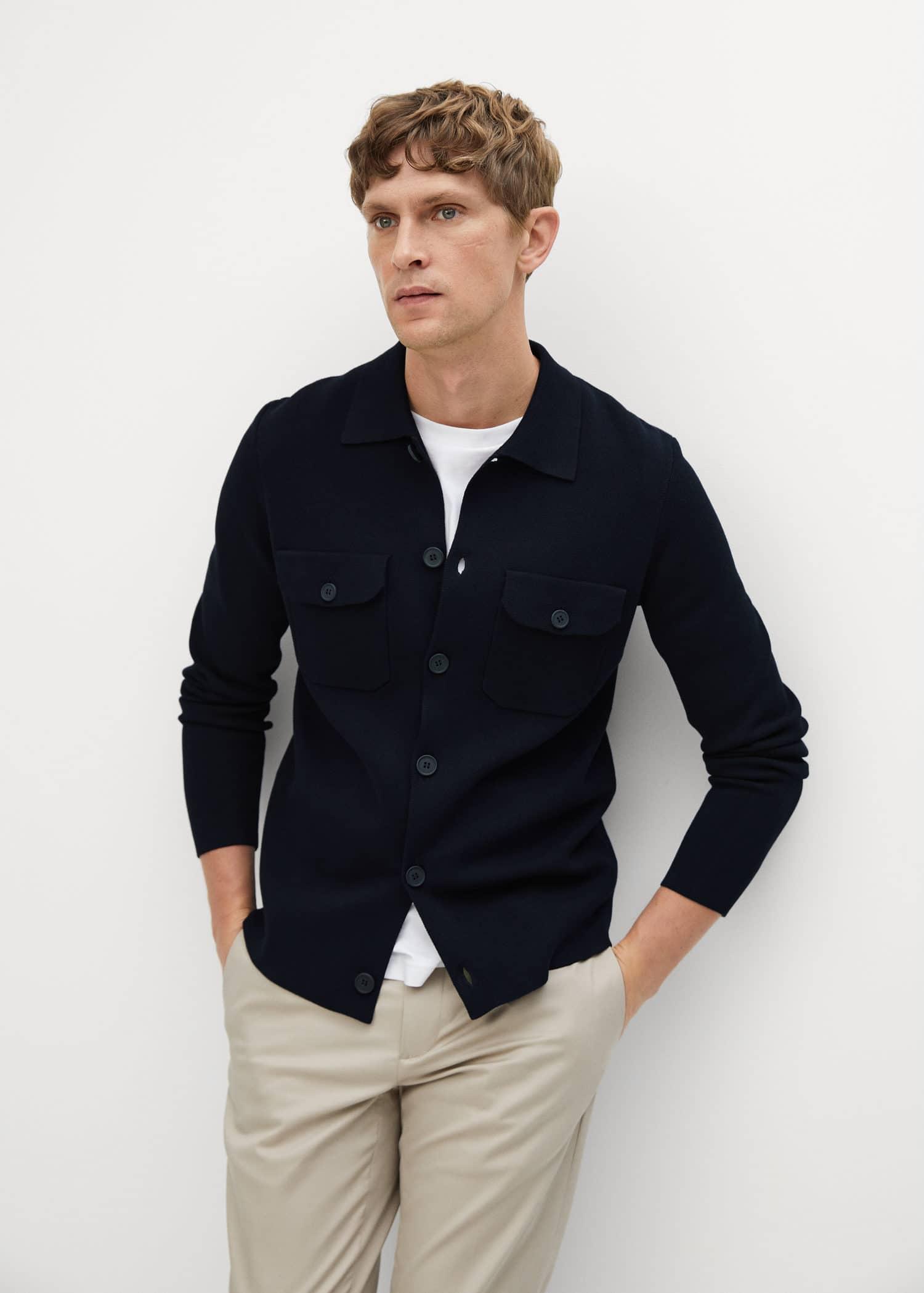 Skjorter for Menn 2020 | Mango Man Norge
