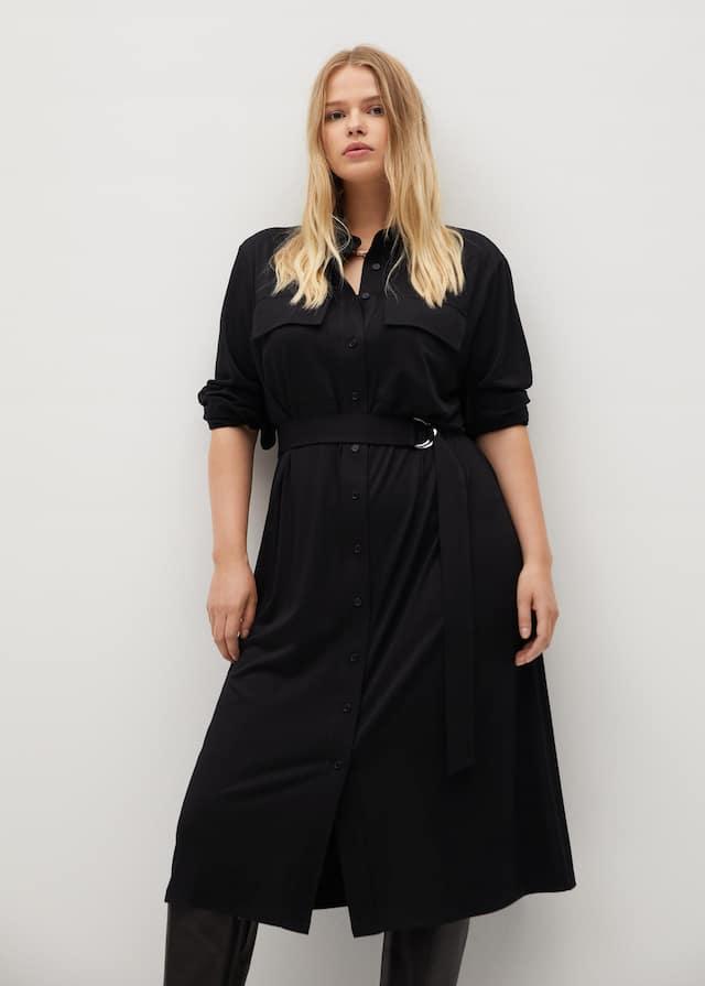 Midi modal dress