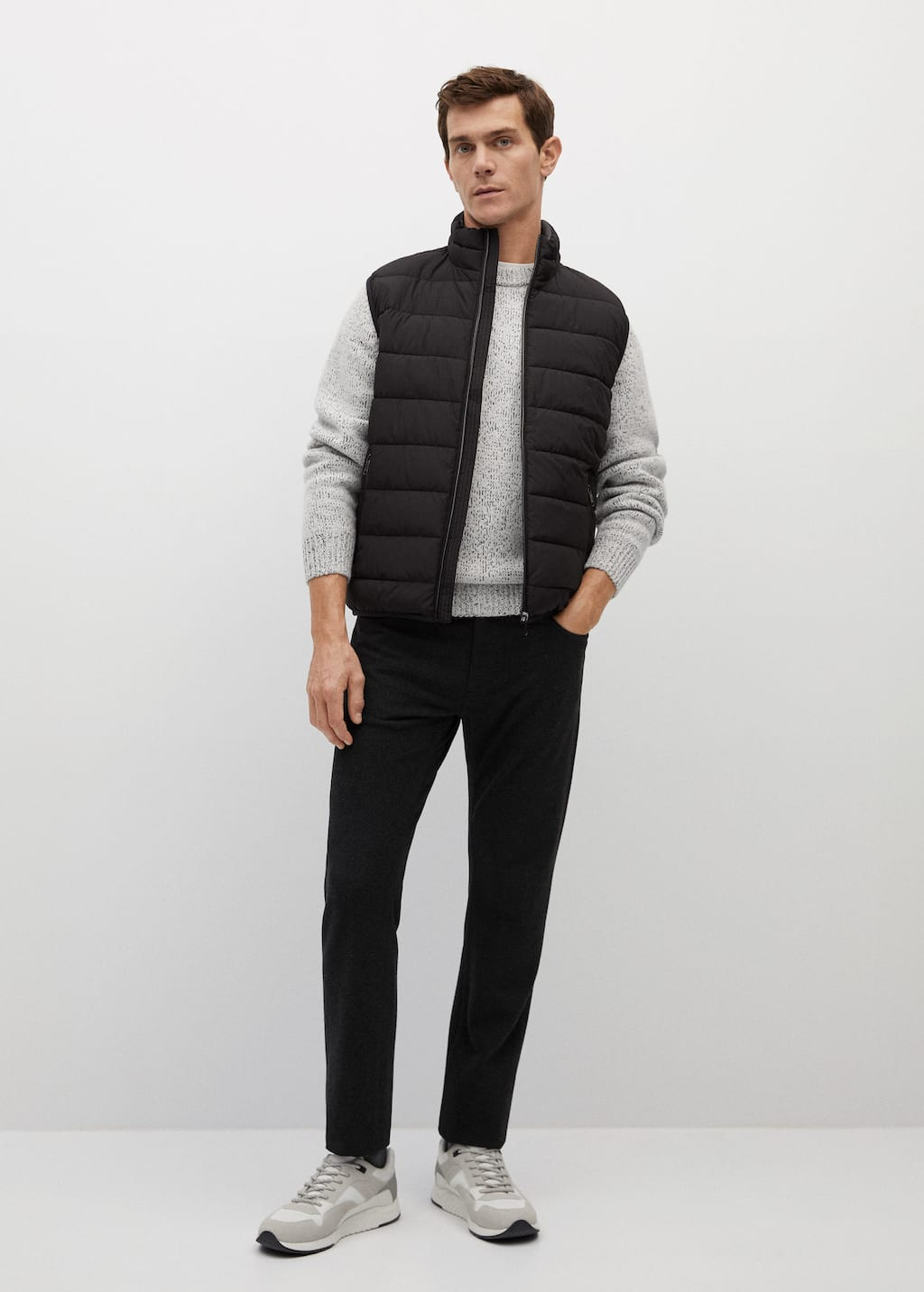 How to style a gilet