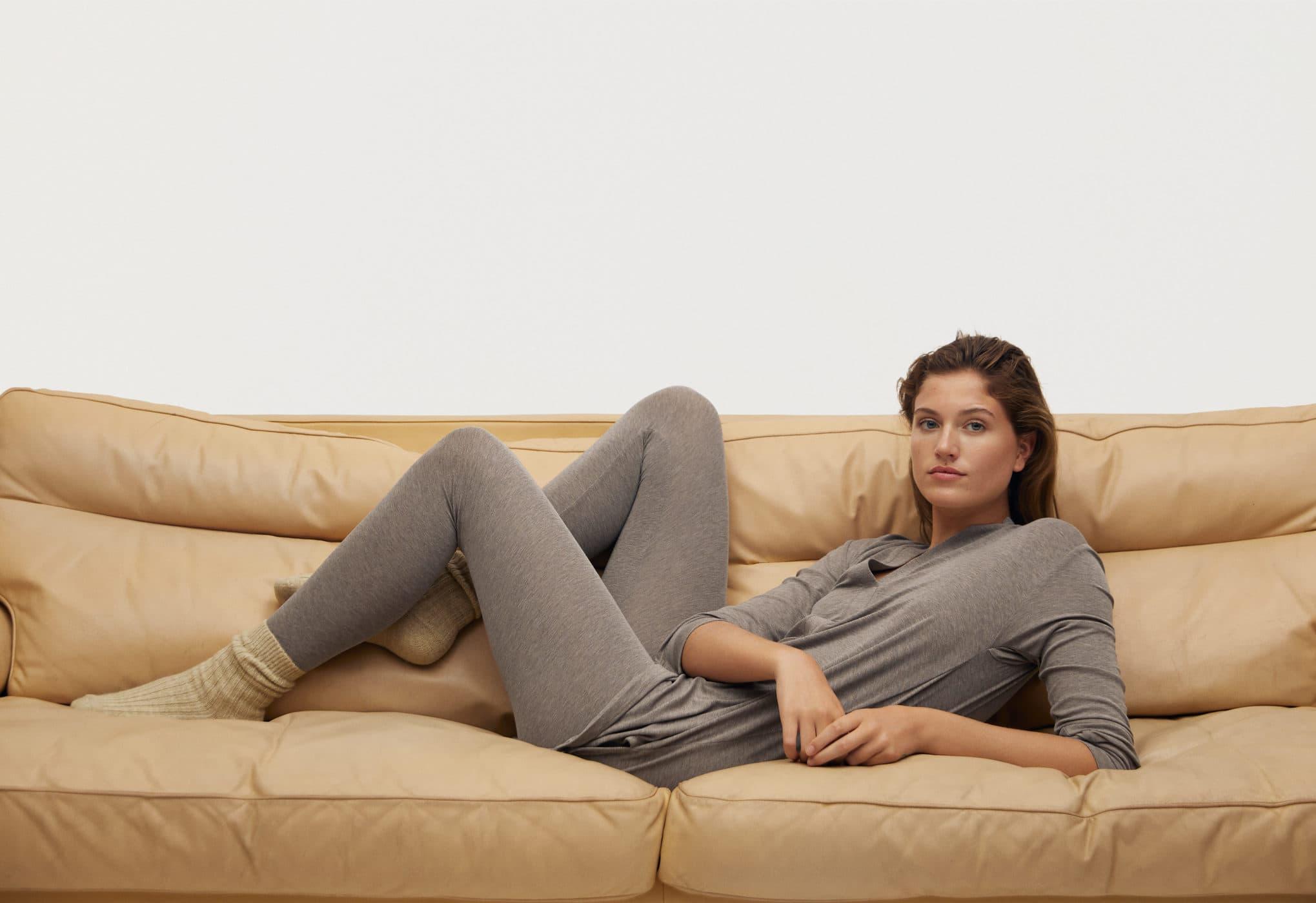 Knit leggings - General plane