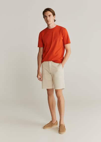 mango man - Shirt aus bio-baumwolle