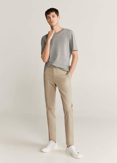 mango man - T-shirt aus 100 % bio-baumwolle