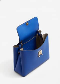 Flap tote bag - Woman | MANGO Montenegro