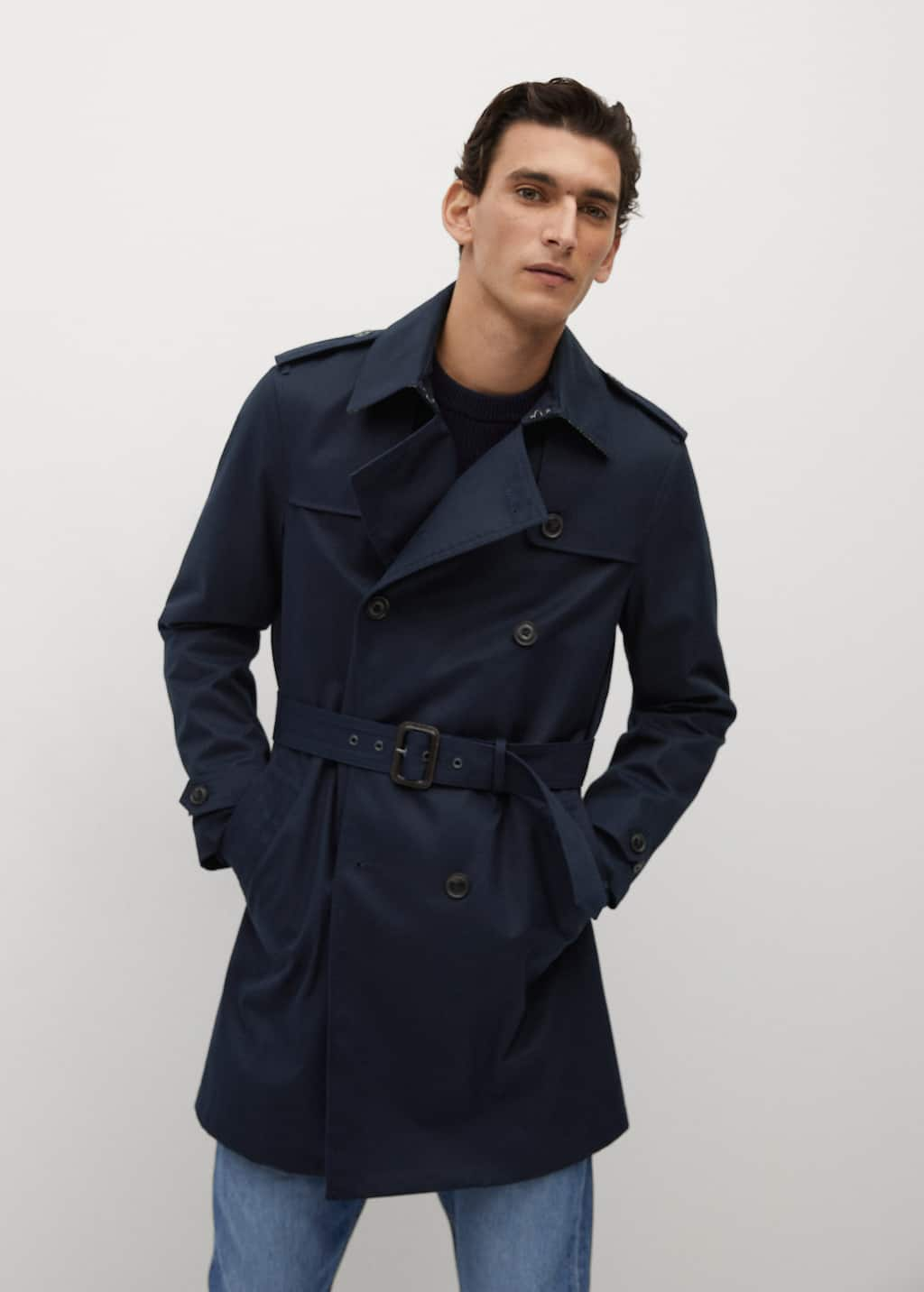 affordable trench coat