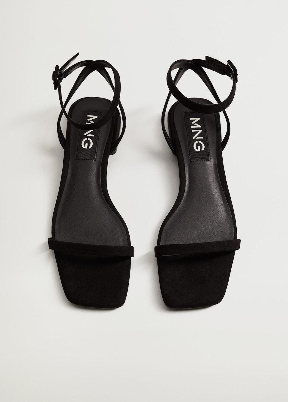 Sandale cu baretă pe gleznă - Detaliu al articolului 4