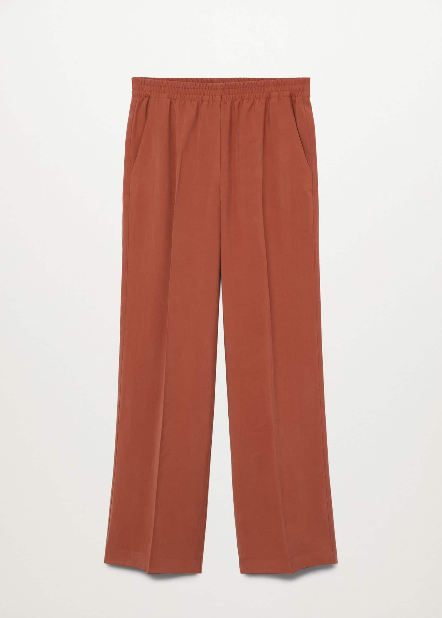 New Mango Rouge Dentelle Culotte Knickers Pantalon Rouge Taille L SE55