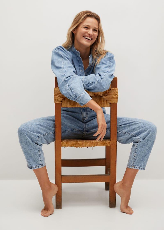 Jeans De Mujer 2021 Mango Mexico