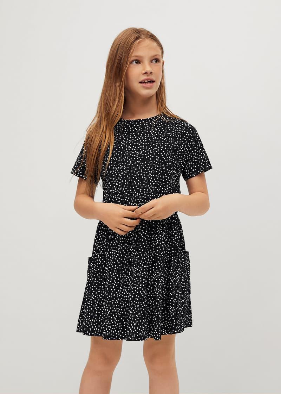 Dresses for Girls 18   Mango Kids China