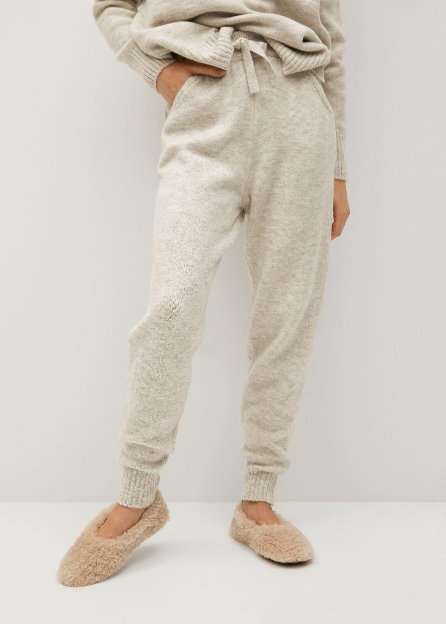 ts knit jogger