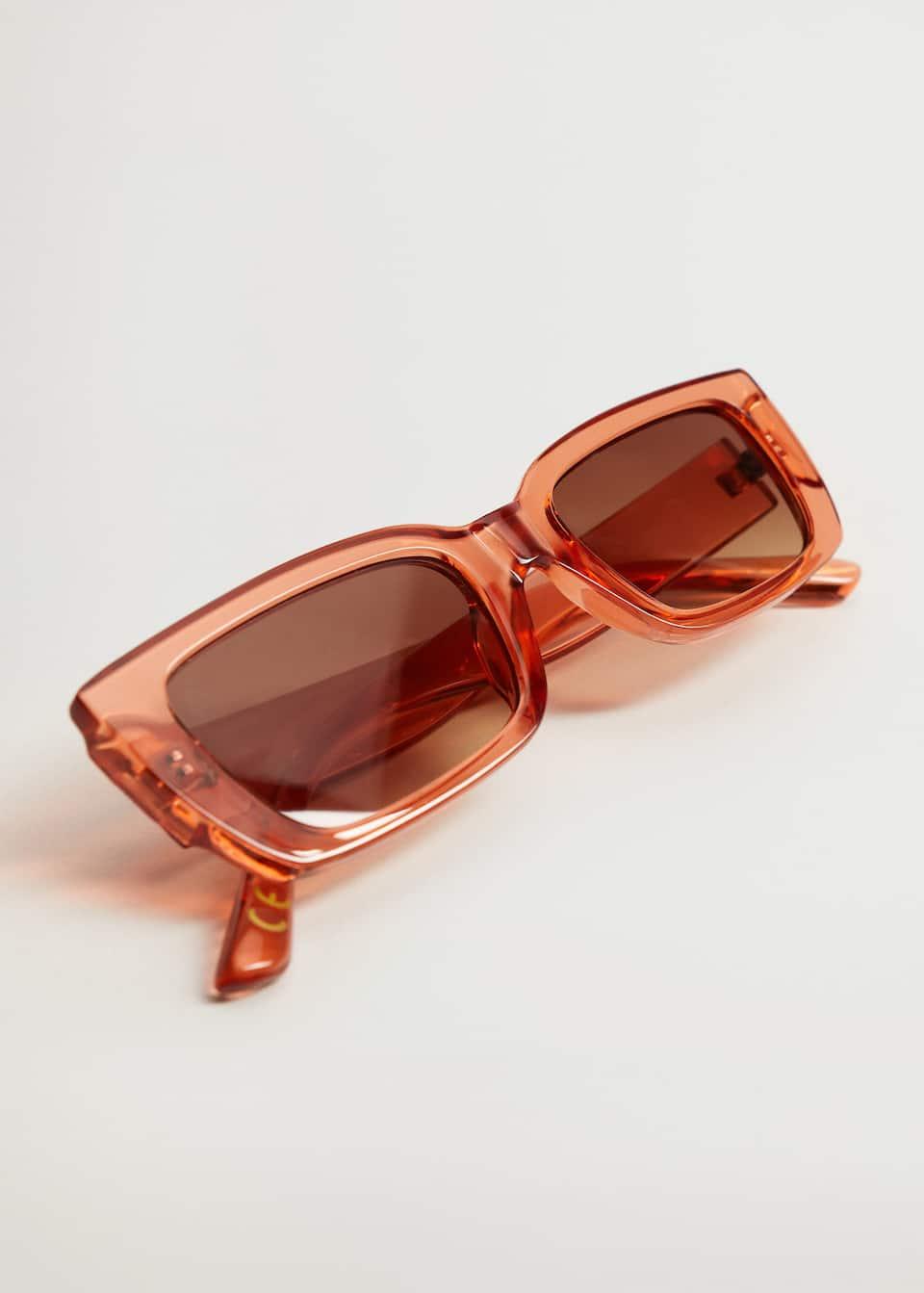 Ochelari de soare cu montură transparentă - Detaliu al articolului 3