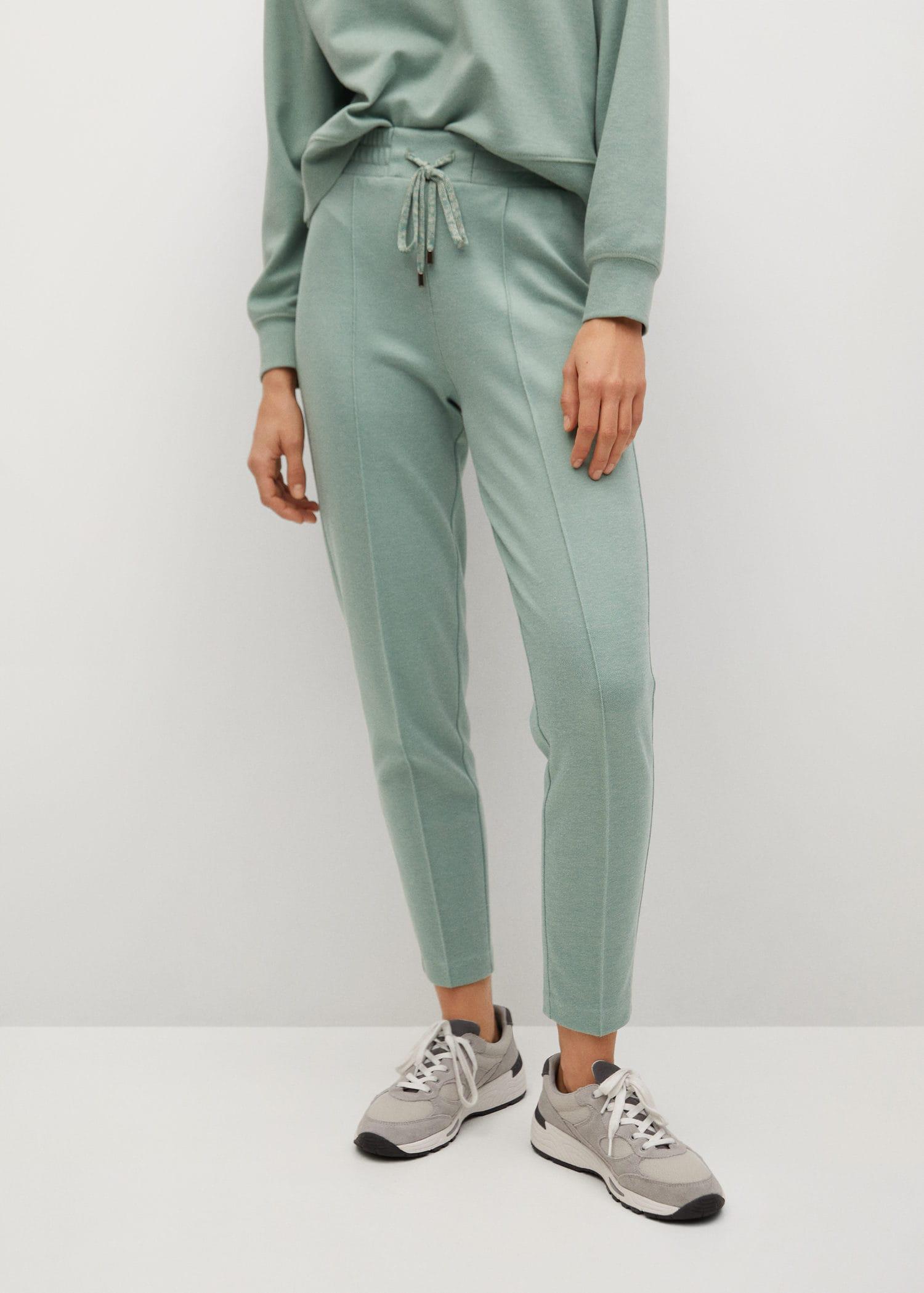 Pantalones De Mujer 2021 Mango Espana
