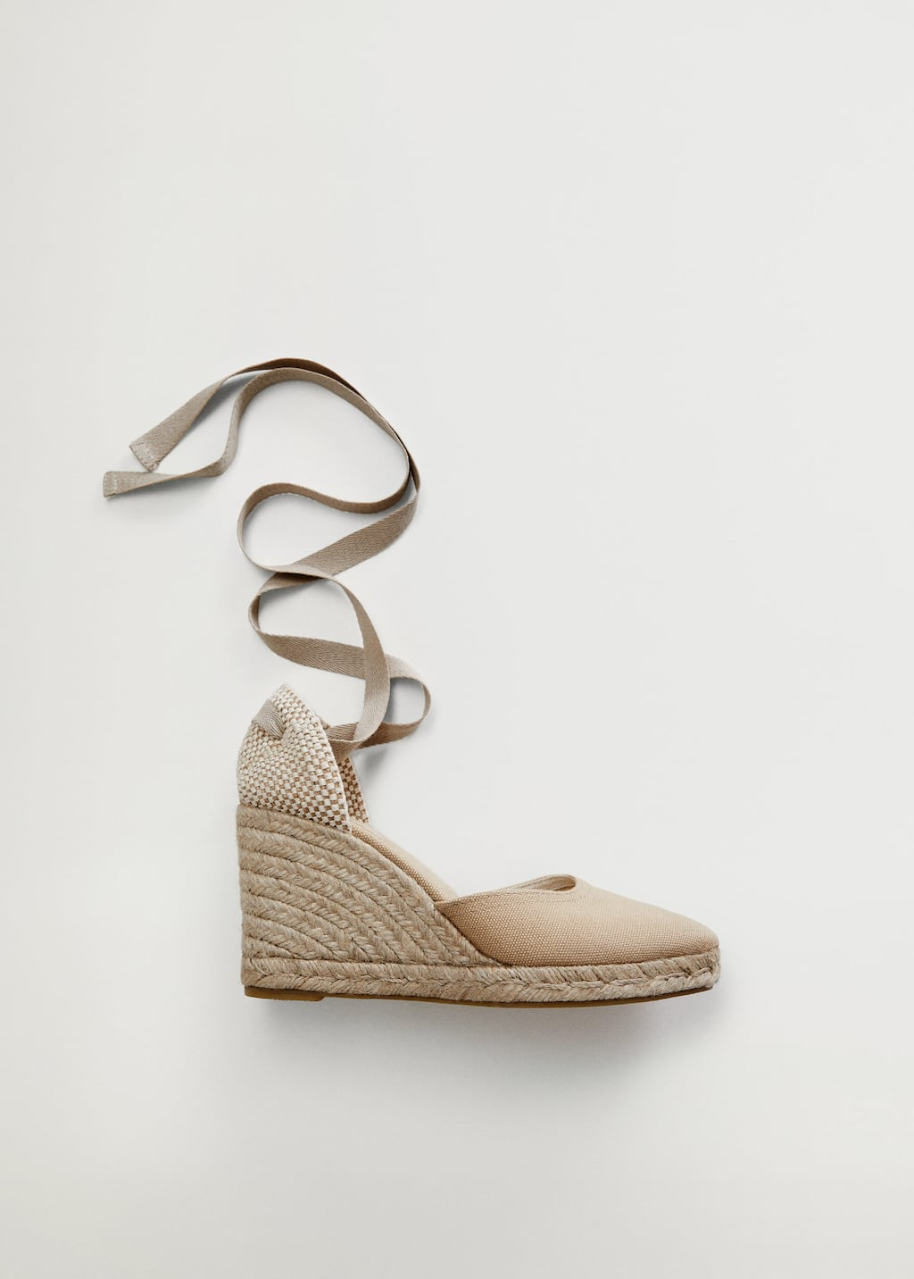Wedge strips sandals - Article without model