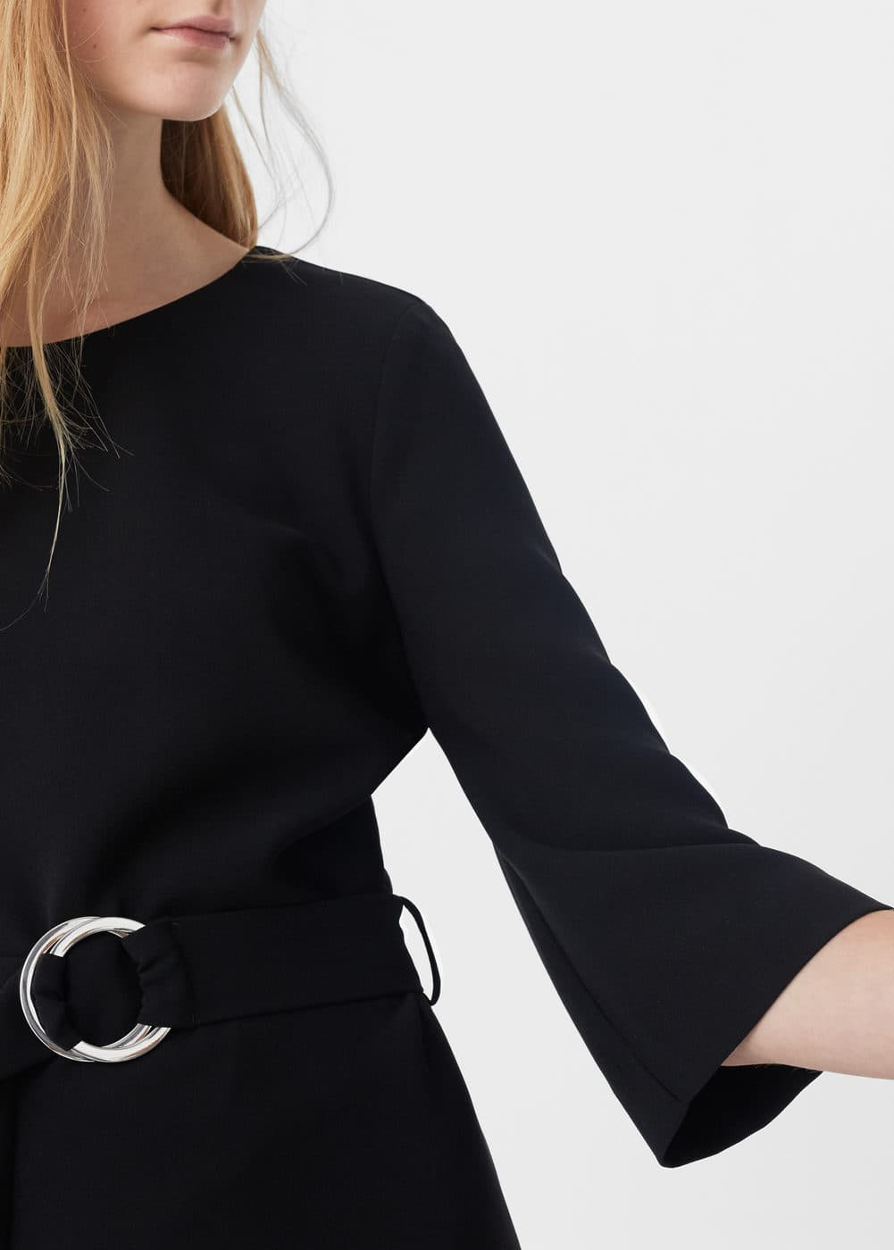 Belted dress | MANGO