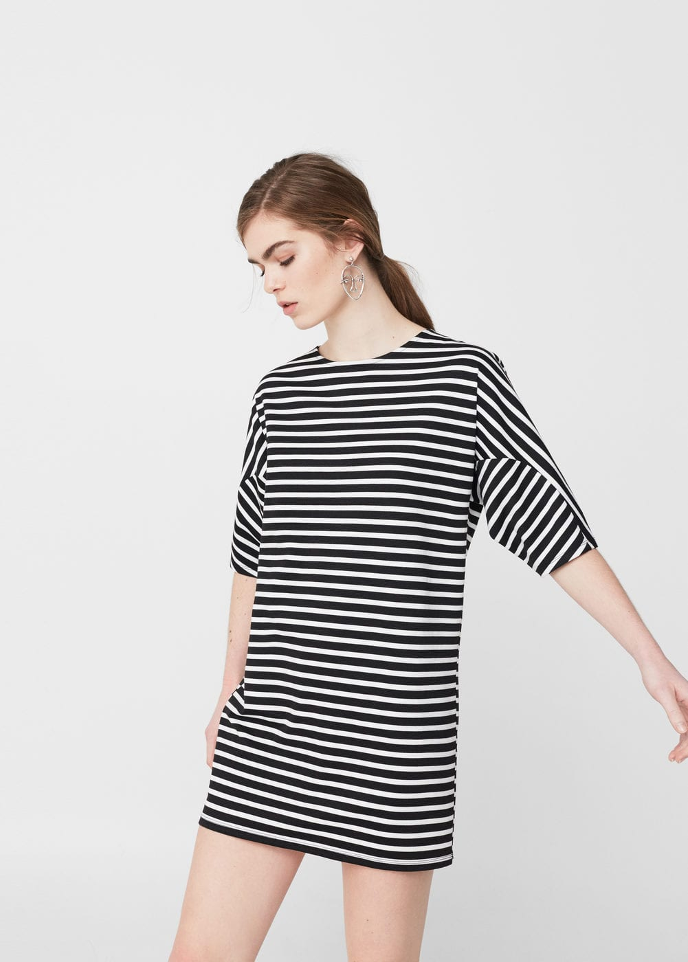 Striped dress | MNG