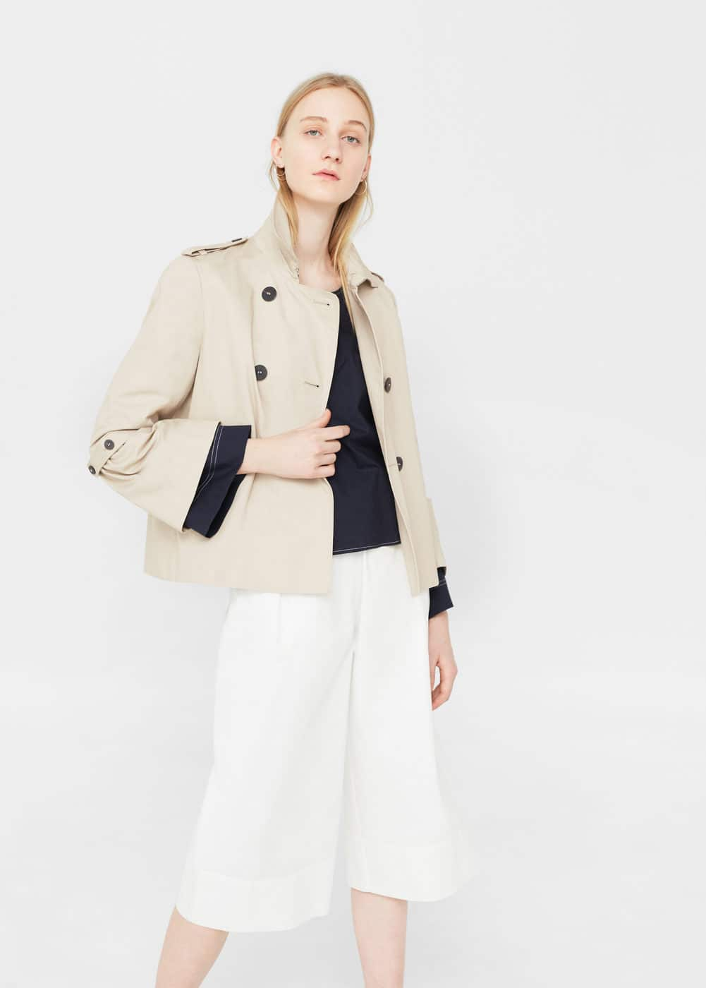 Cotton short trench | MNG