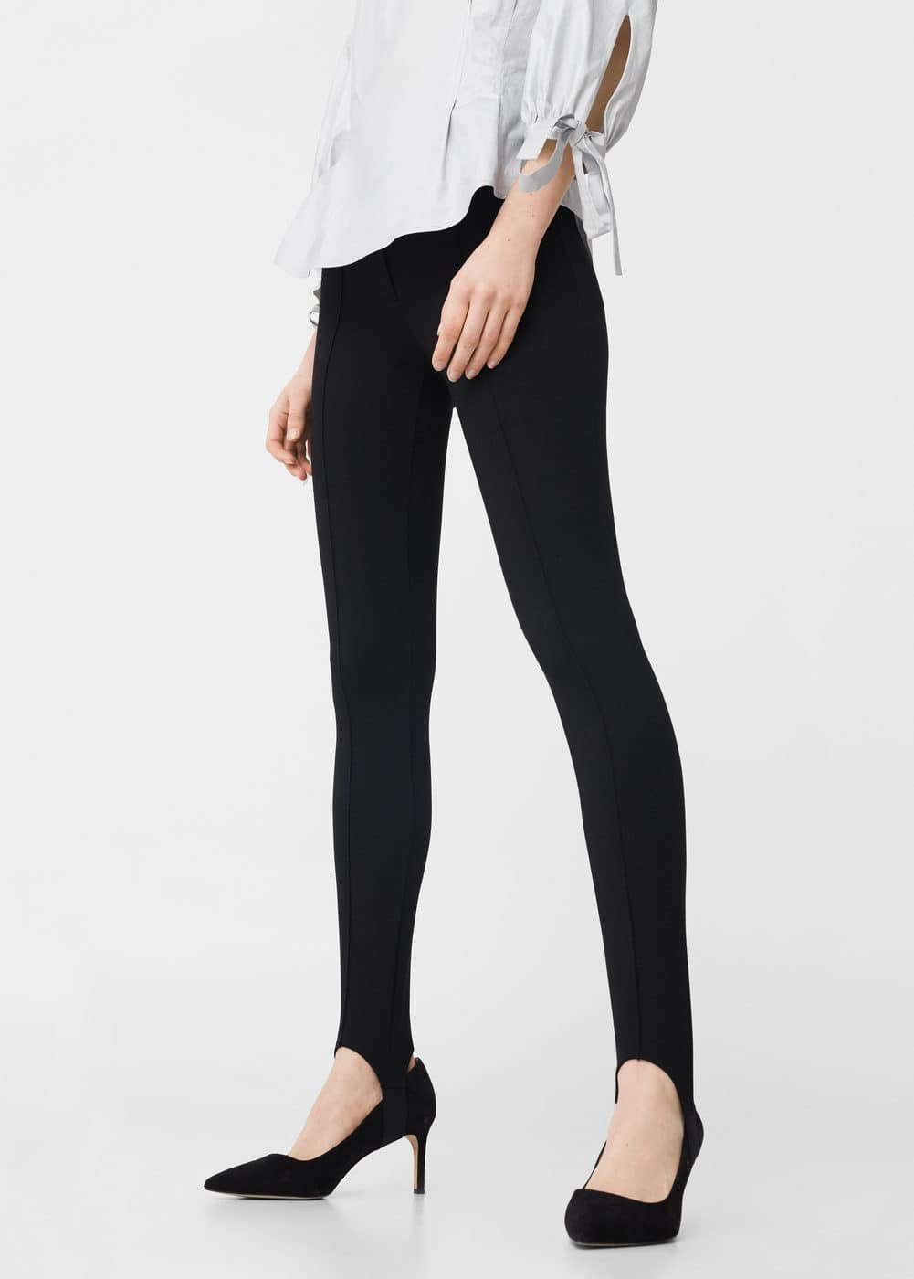Stirrup leggings | MANGO