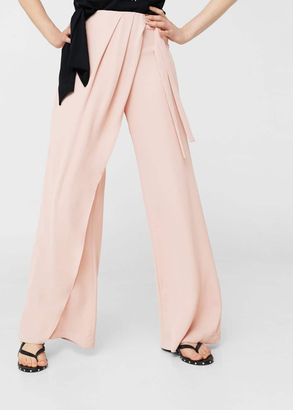 Pareo trousers | MANGO