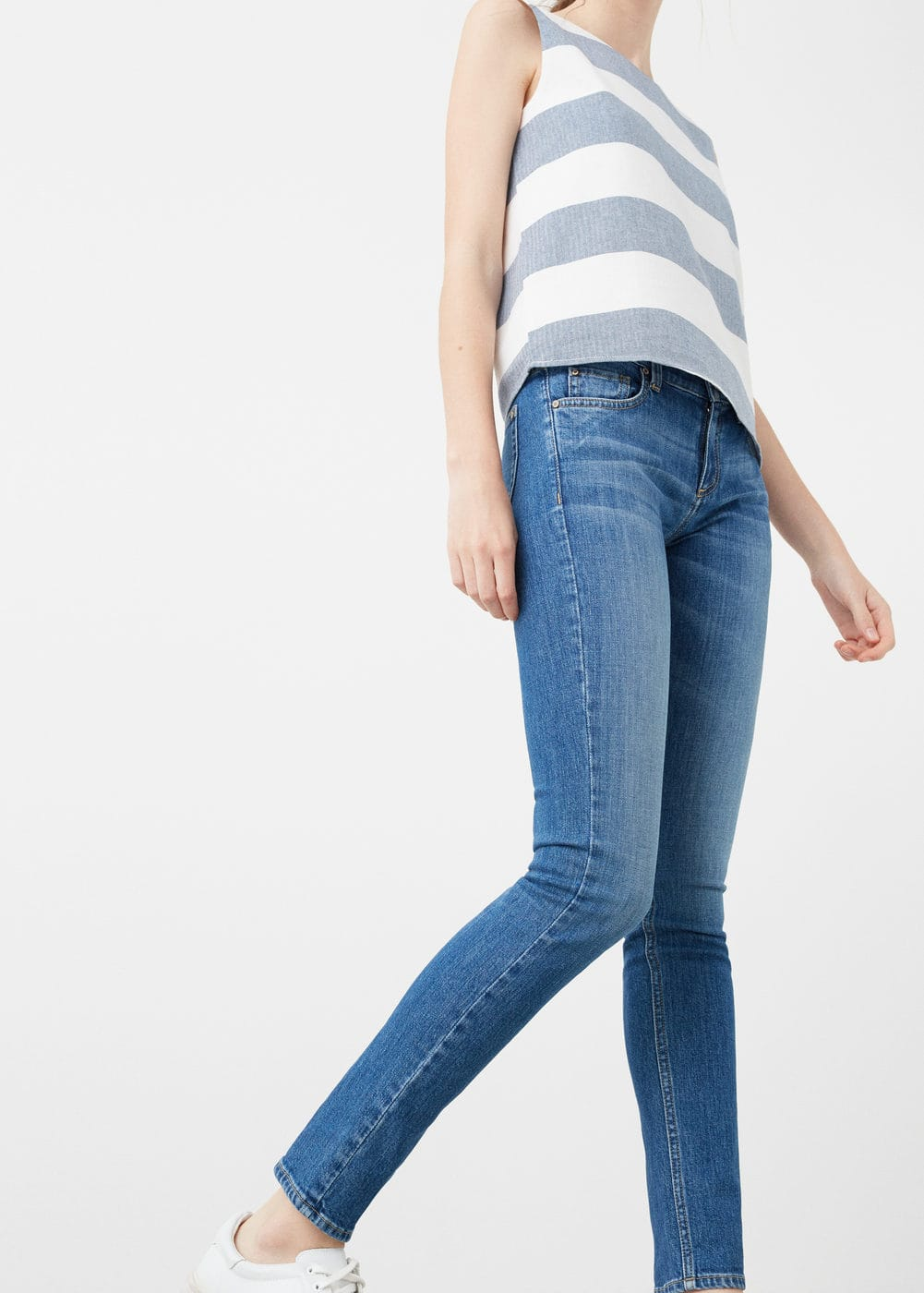 Straight alice jeans | MANGO