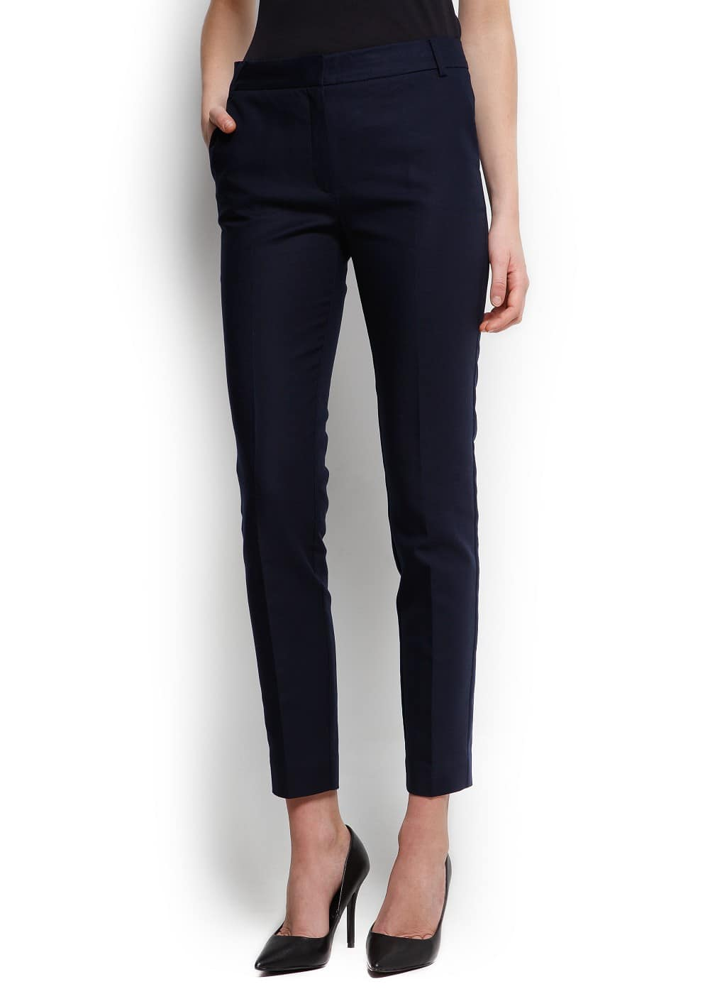 Slim suit trousers | MANGO