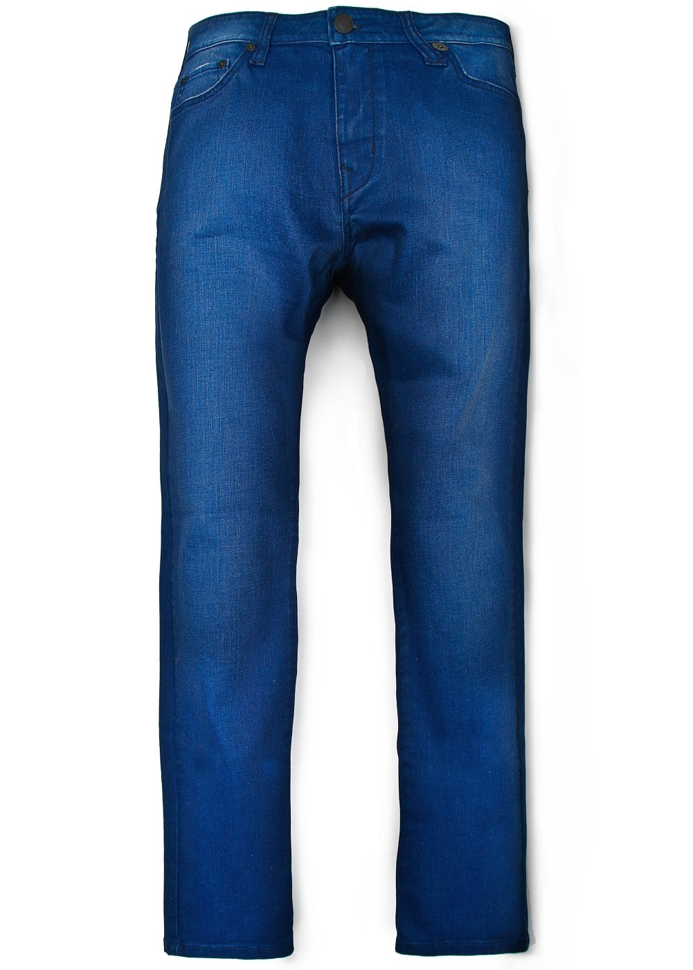 Alex slim-fit washed jeans | MANGO MAN