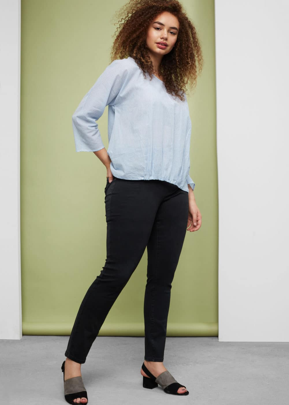 Farbige jeggings | MANGO