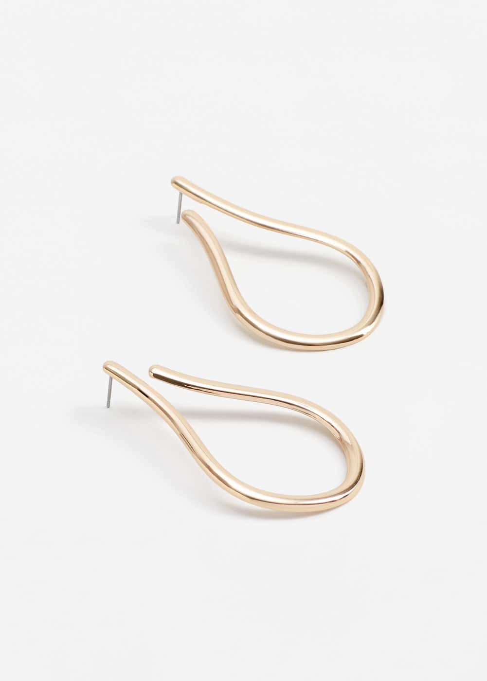 Tear earrings | MANGO