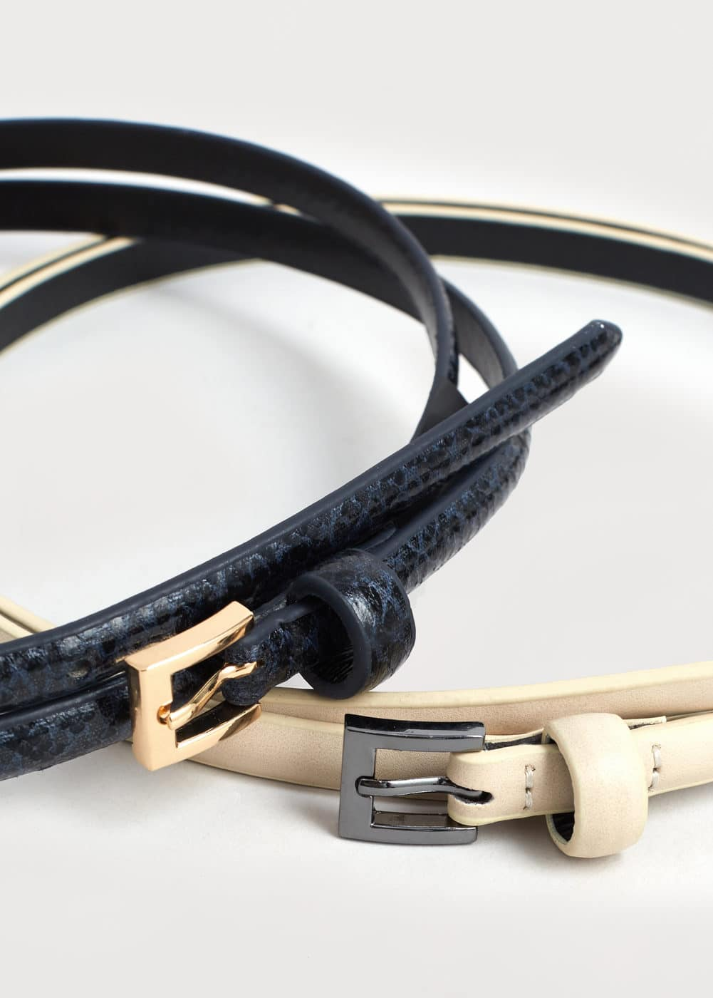 Skinny belt pack | VIOLETA BY MANGO