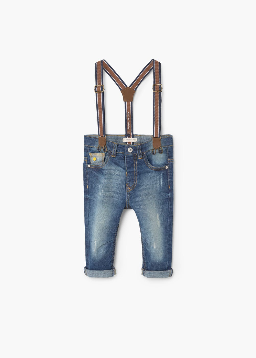 Jeans baggy soft | MANGO KIDS