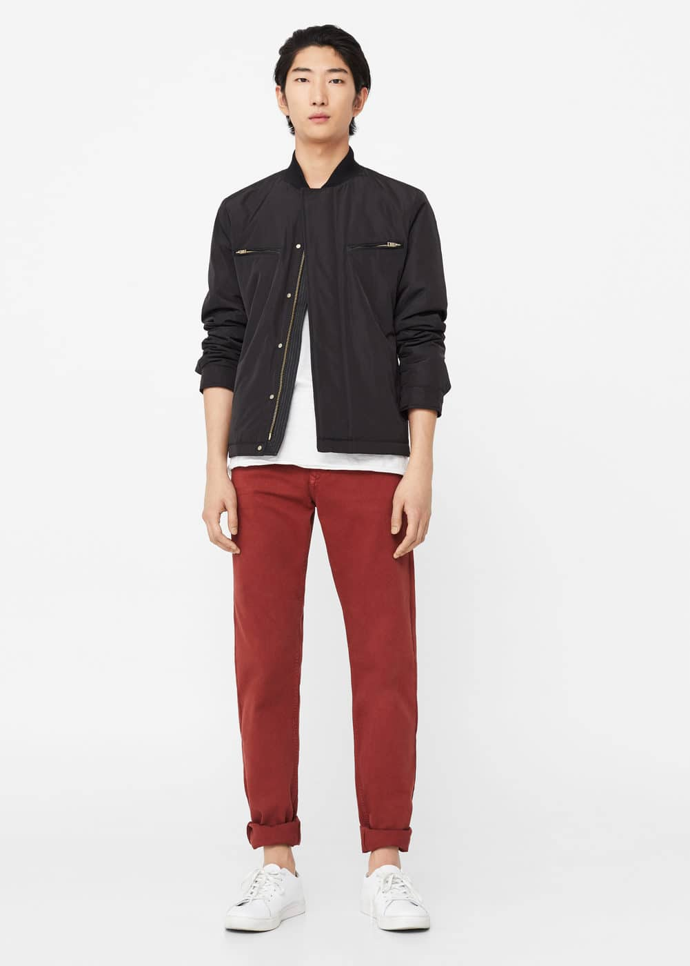 Jeans alex slim-fit | MANGO MAN