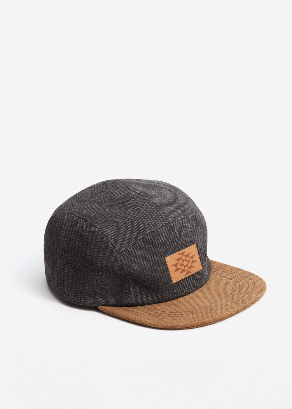 Mixed cap | MANGO MAN