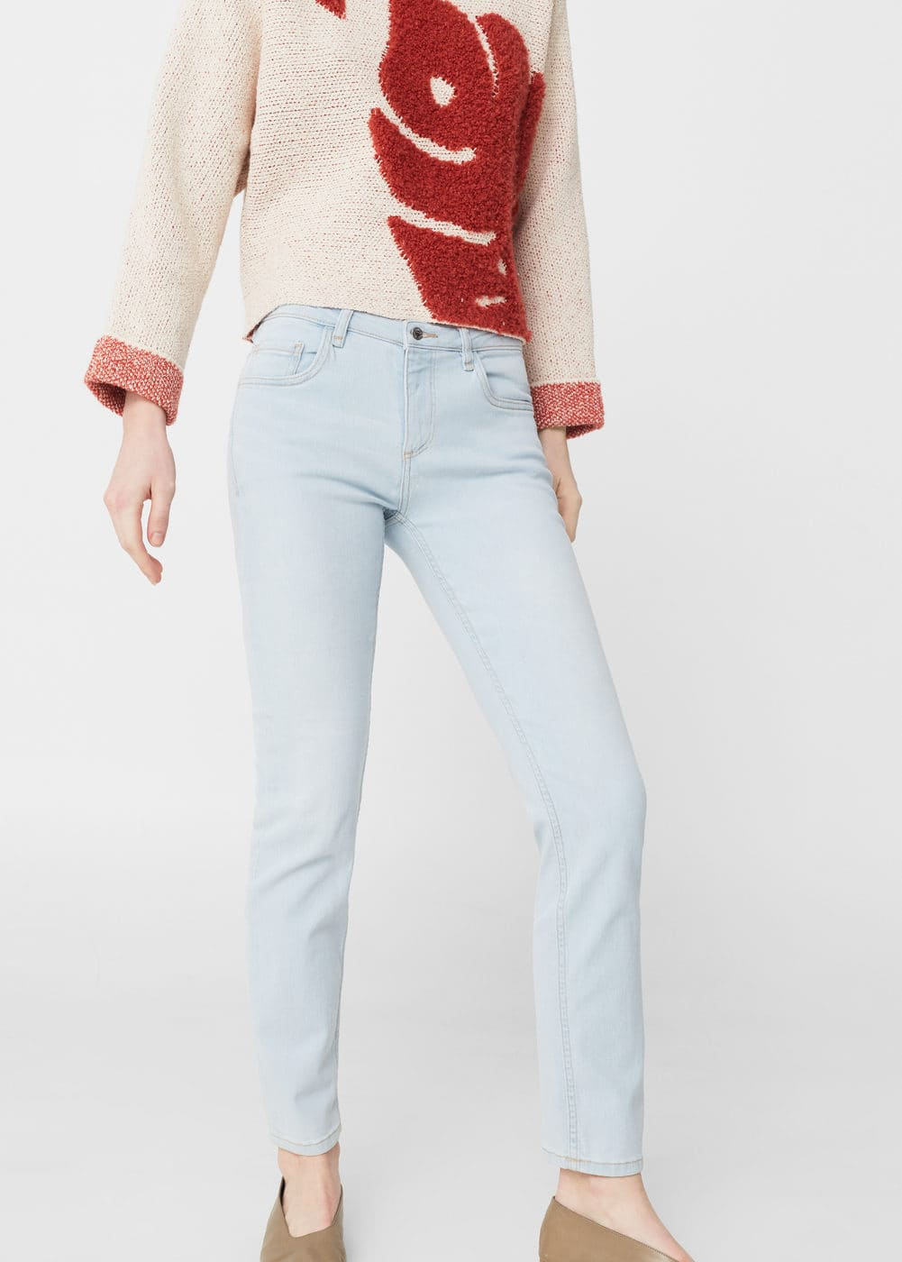 Jean straight alice | MANGO