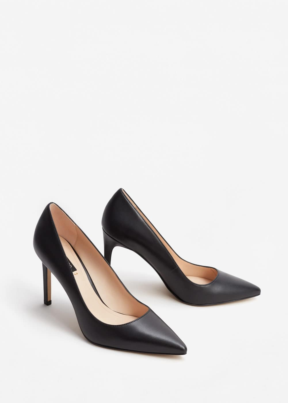 Leather pumps | MNG