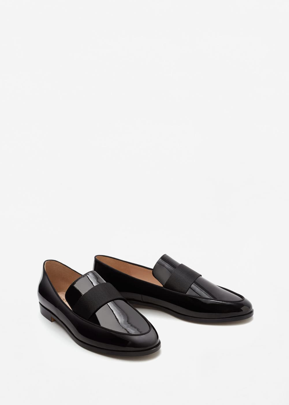 Patent loafers | MNG