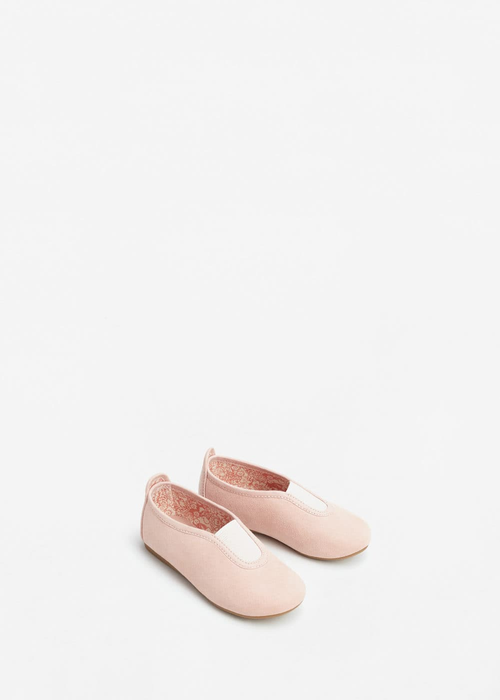 Metallic details shoes | MANGO KIDS