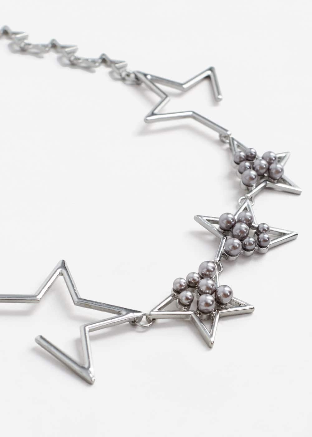 Star necklace | MANGO