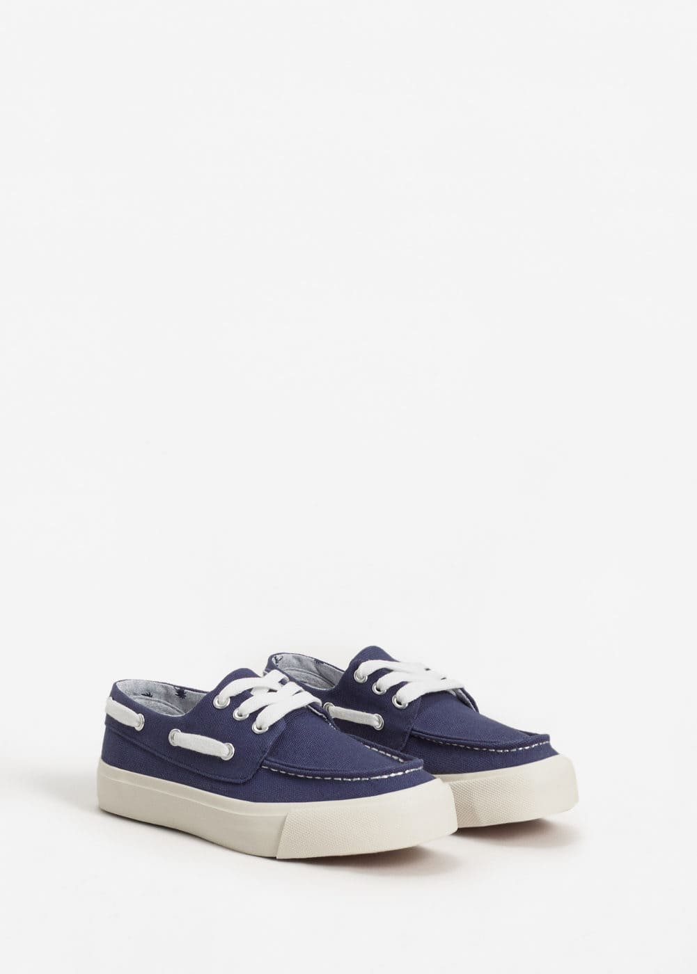 Canvas sneakers | MANGO
