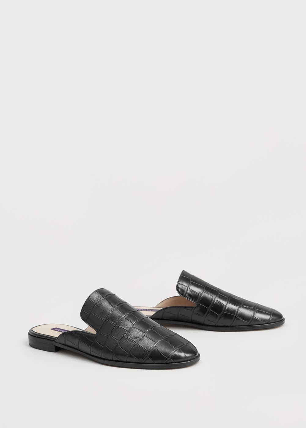 Slip on loafers | VIOLETA BY MANGO
