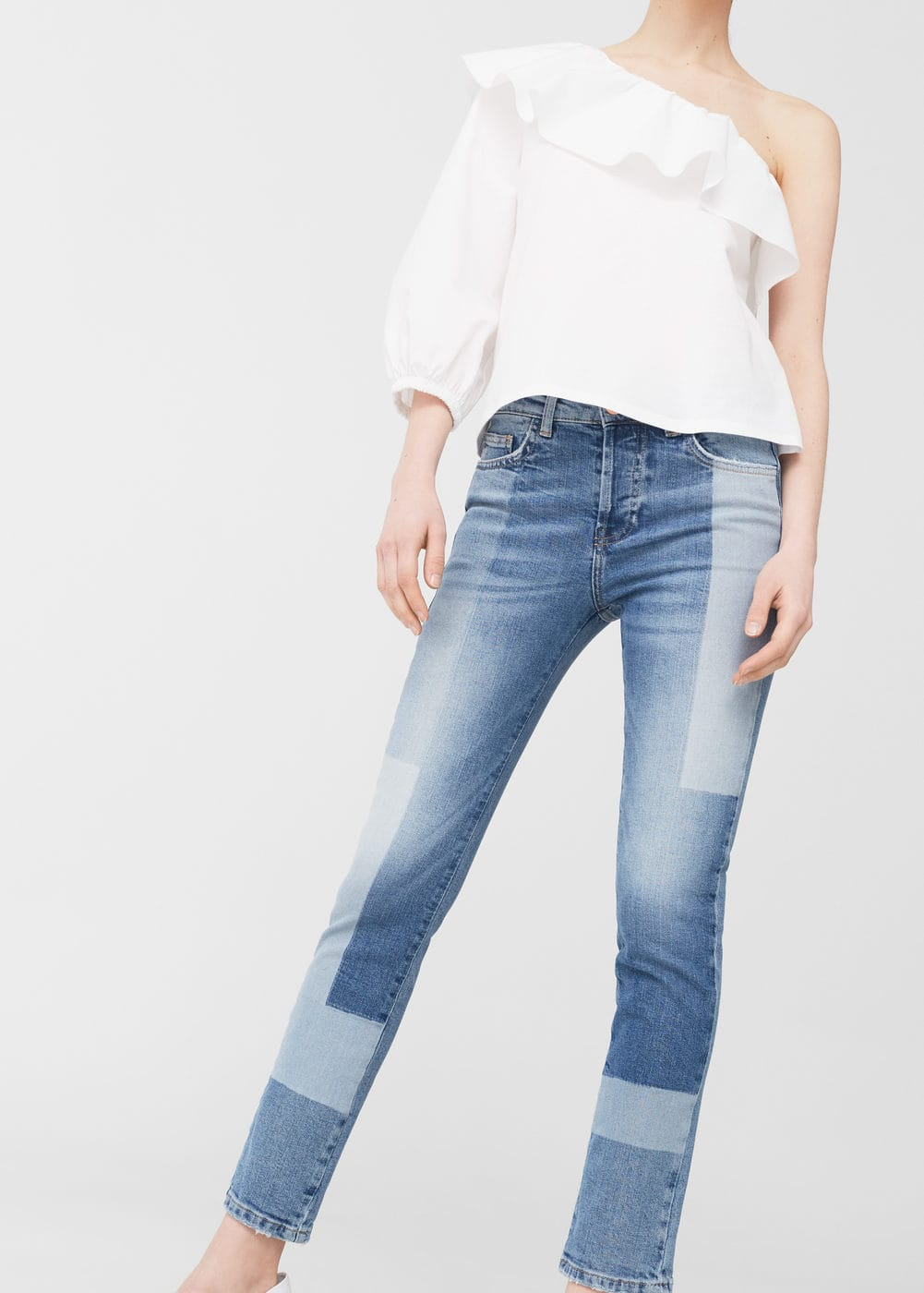 Jeans straight unwords | MANGO