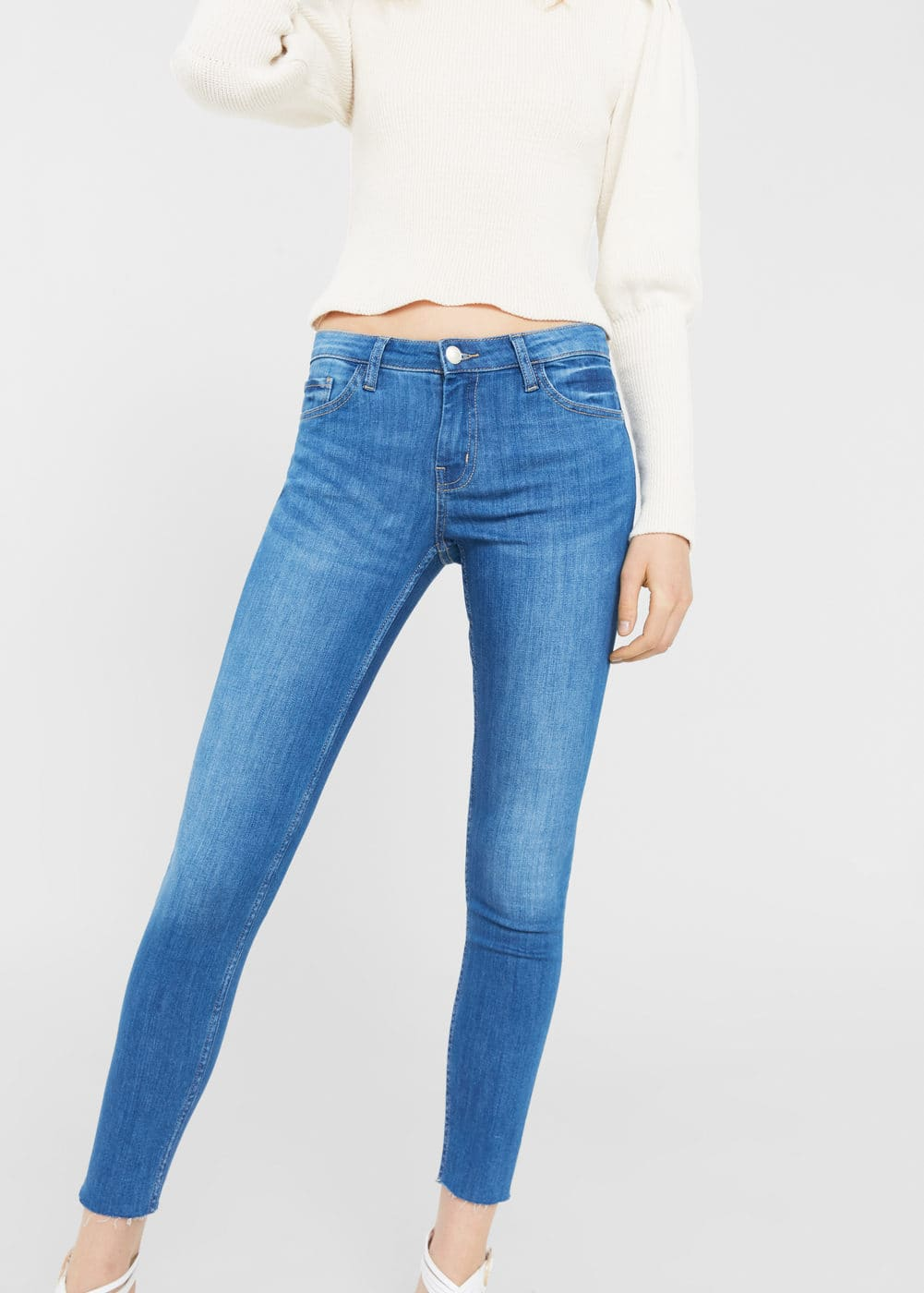 Medium skinny jeans | MANGO