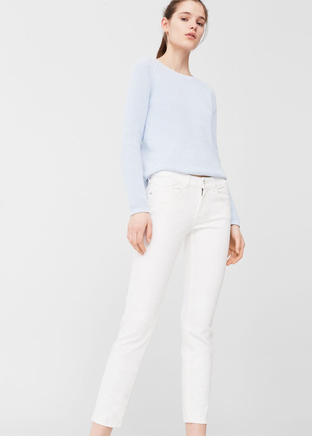 Jeans straight alice | MANGO